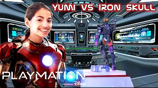 Disney Playmation Yumi vs Iron Skull | Avengers Starter Pack