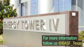 BASF in Houston, Texas – A sneak peek at the company's new offices