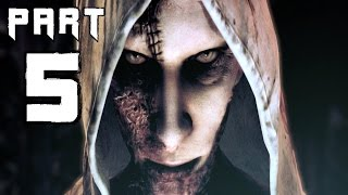 The Evil Within (Chapter 4) -  Part 5 (Invisible Monster / Spider Lady) Gameplay