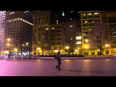 Crown Fountain de Jaume Plensa, Millenium Park, Chicago