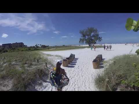 Siesta Key Beach, Florida July 2017