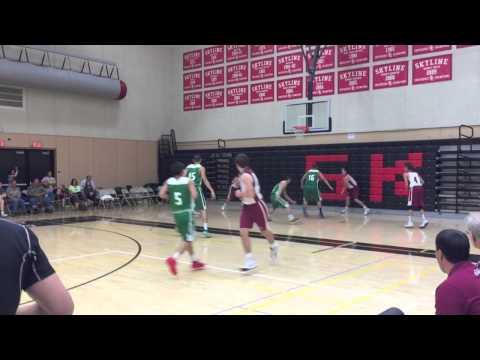 20150711 -  Skyline College Basketball Tournament 2015 - Song Shan High Taiwan