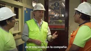 Cerámica San Lorenzo: una fábrica que avanza con Gas Natural [VIDEO]