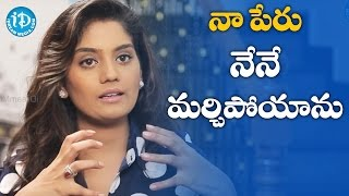 Repeat youtube video I Forgot My Orginal Name - Karuna | Exclusive Interview | Talking Movies with iDream