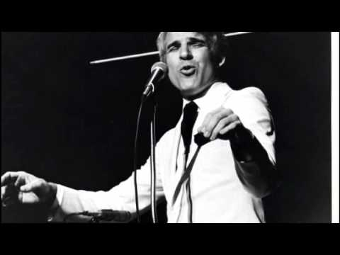 Steve Martin: Born Standing Up- Beforehand (With Visuals)