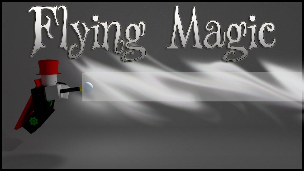 Roblox Script Showcase Episode#834/Daroach8 Flying magic