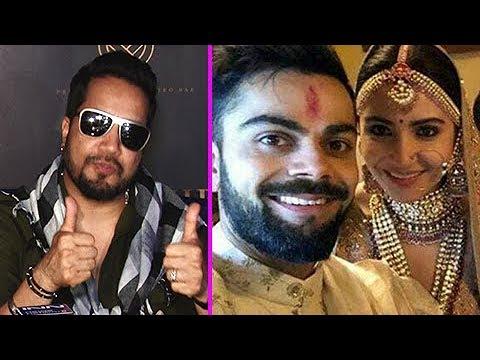 Mika Singh BEST REACTION To Anushka Sharma Virat Kohli Wedding