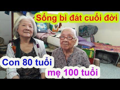 Cụ bà 80 nuôi mẹ già 100 tuổi trong cảnh bi đát ở nơi buồn tẻ nhất Sài Gòn - Guufood