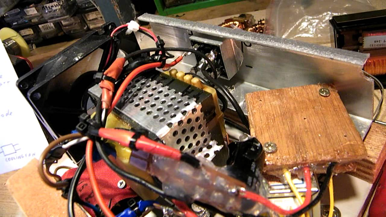 how to make a 12 volt car battery charger [ 1280 x 720 Pixel ]