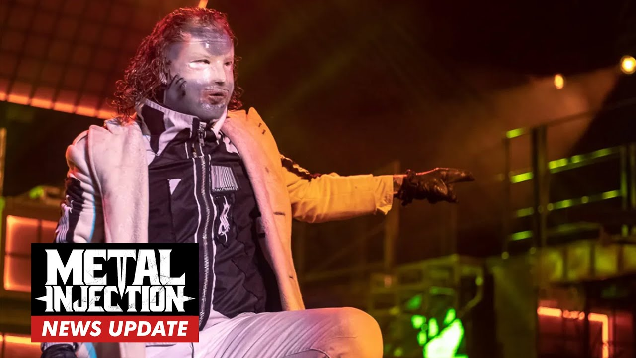 Corey Taylor Gives Update For New SLIPKNOT Album   Metal Injection