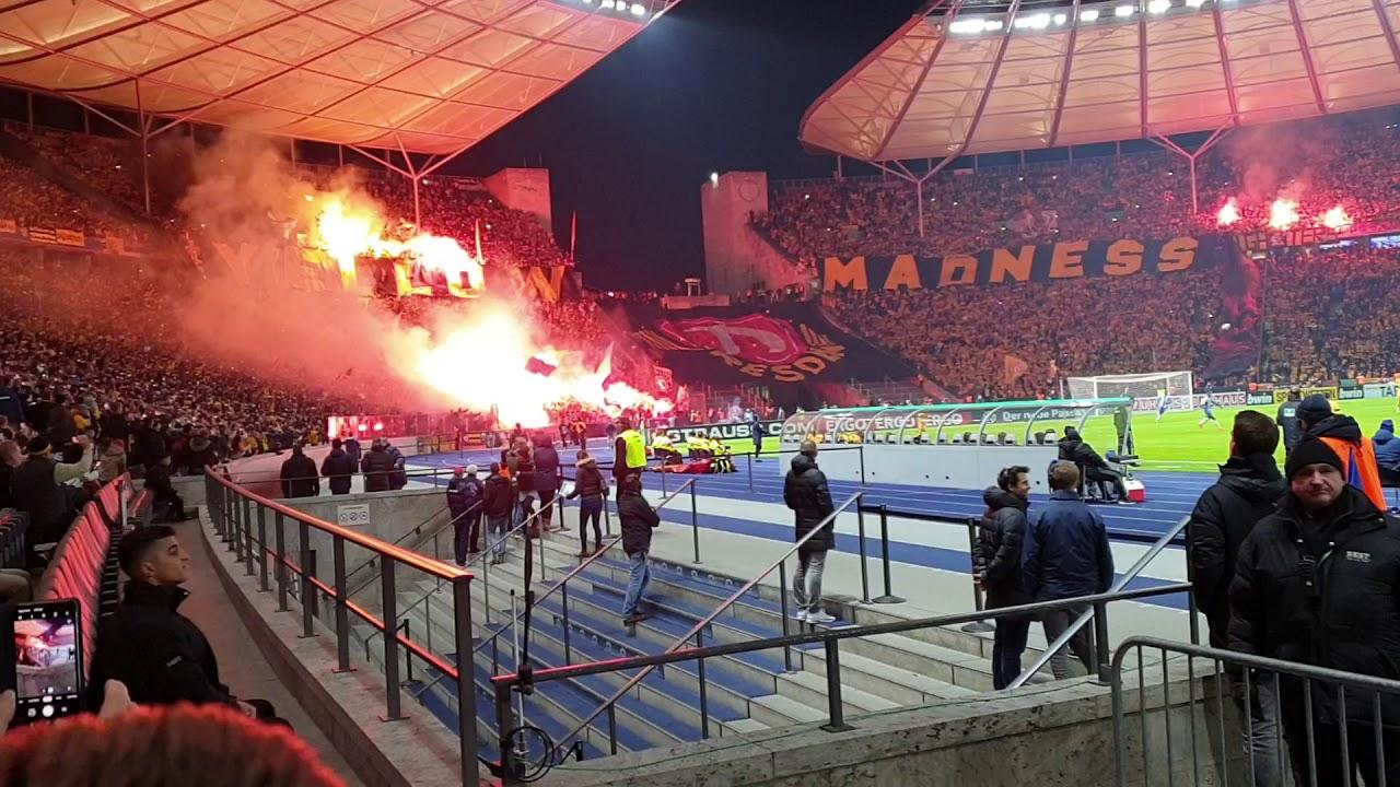 Hertha Gegen Dynamo