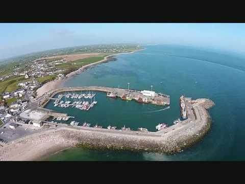 Flying Over Kilmore Quay 16/5/16.