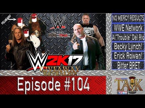 Main Event Talk Episode #104