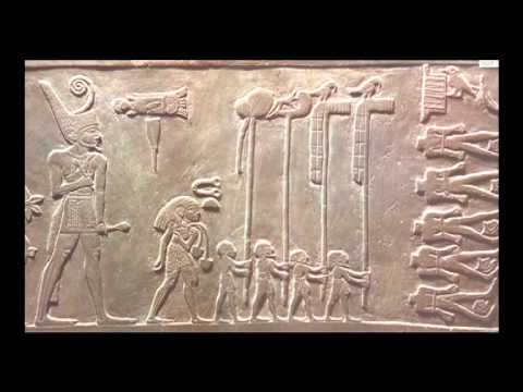 an introduction to the history of king narmers palette in ancient egypt