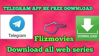 How To Download Web Series Free From Telegram - Travel Online