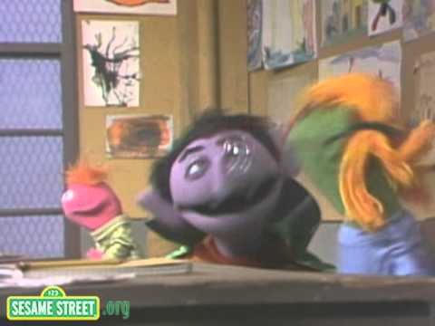 Sesame Street: Count's First Day of School
