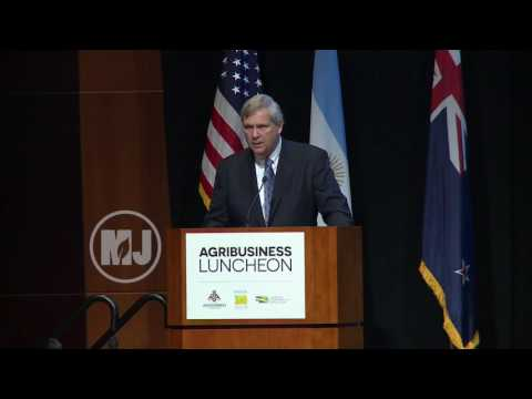 U.S. Secretary of Agriculture Tom Vilsack's Full Remarks - September 23, 2016
