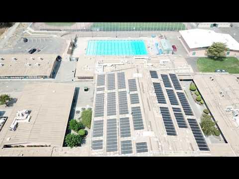 Year Round Heat at Miramonte High School
