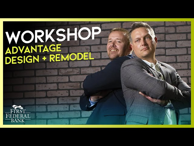 The Building Blocks | Advantage Design + Remodel | YG Workshop with David Belman