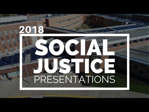 Freshman Social Justice Project Presentations