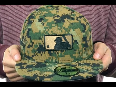 4f3e8e51aab MLB Umpire 2016 MEMORIAL DAY  STARS N STRIPES  Hat by New Era - YouTube
