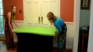 Spandex Table Covers & Table Toppers | Premier Table Linens