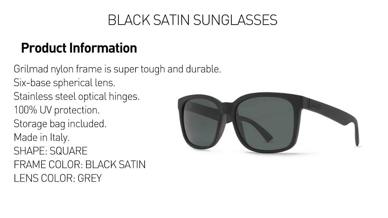674814707b2 Von Zipper Howl Sunglasses Review - YouTube
