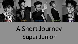 Super Junior A Short Journey Lyrics