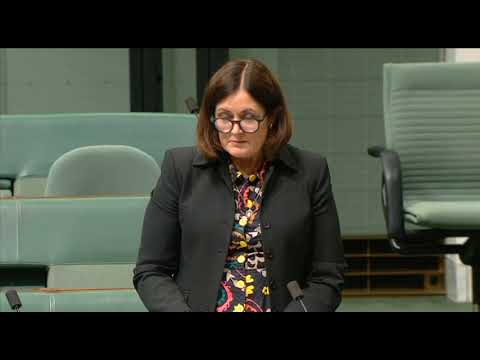 Sarah Henderson's speech in favour of same sex marriage