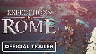 Expeditions: Rome - Official Gameplay Trailer