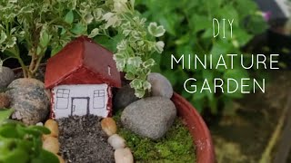 Here is how to make simple and beautiful miniature garden in mud pot. Please Subscribe the Channel for more Gardening ideas. Music: Lovely Piano Song Site: ...