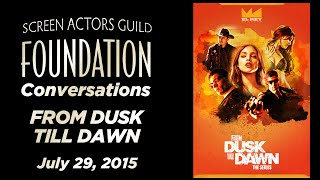 Conversations with FROM DUSK TILL DAWN
