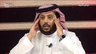 تركي آل الشيخ - الهلال يملك 6 محاور والأهلي يغذي 4 فرق بسبب التكديس ولازم نسوي الصح #برنامج_الخيمة