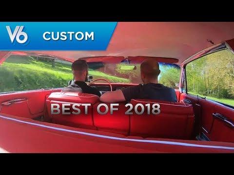 Best of de la saison 2018- Les essais custom de V6