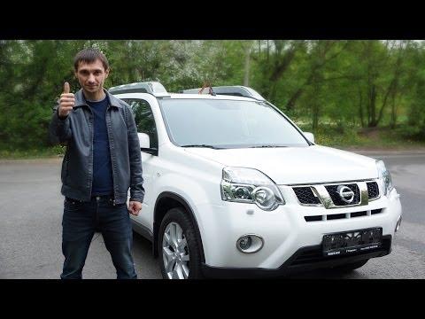 Честный тест драйв Nissan X-Trail 2014г. 2.0 141л/с Вариатор