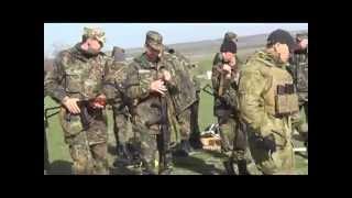 Стрельбища. Никополь(Чем городская власть помогает военным в проведении боевой и тактической подготовки., 2015-04-24T17:47:11.000Z)