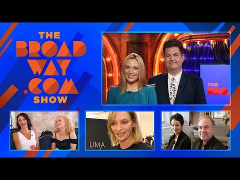 The Broadway.com Show - 10/20/17: WICKED, Uma Thurman, Ben Platt, Cher & More