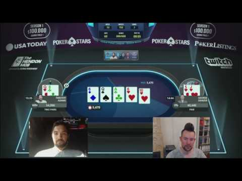 Replay: GPL Week 12 - Eurasia Heads-Up - George Danzer vs. Timothy Adams - W12M152