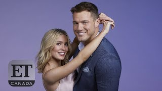 Colton And Cassie Talk 'Bachelor' Finale, Virginity & Their Future