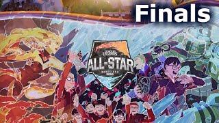 LoL All-Stars 2016 Day 4 | LoL eSports All-Star Barcelona #Allstar2016