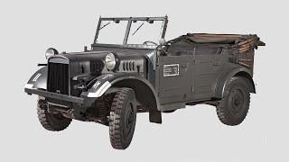 НЕВЕРОЯТНЫЕ Военные автомобили времен второй мировой. Военная техника СССР, США и Вермахта