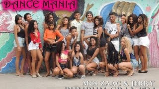 Bumbum Granada - MCs Zaac & Jerry - Coreografia / Dance mania