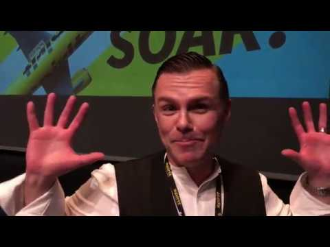 Testimonial by Spirit Airlines Event Planner Edward Kayton of Jason Hewlett