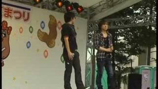 王子兄弟がイベントでカヴァーしたアリスさんの♪秋止符 です。 2008年8...