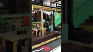 Foundation stage garden/playground