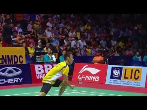 THOMAS AND UBER CUP FINALS 2014 Session 18, Match 1