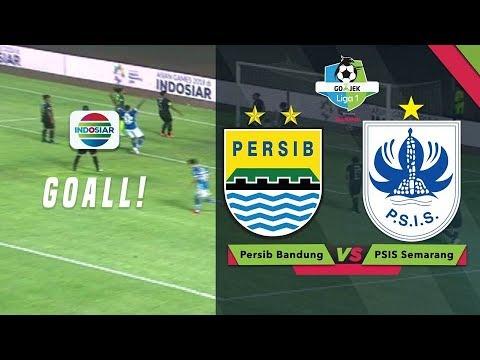 Goal Ezechiel N'Douassel - Persib Bandung (1) Vs PSIS Semarang (0) | Go-Jek Liga 1 Bersama Bukalapak