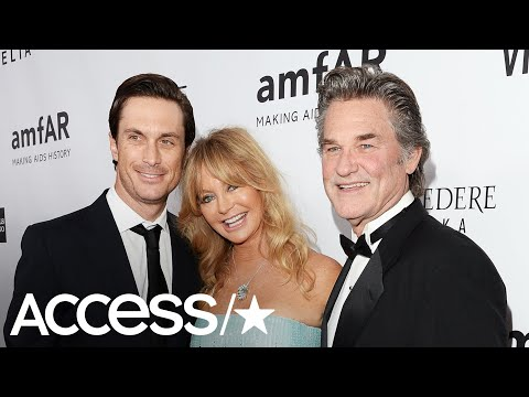 Oliver Hudson Reveals Goldie Hawn & Kurt Russell's Code Word For Sex