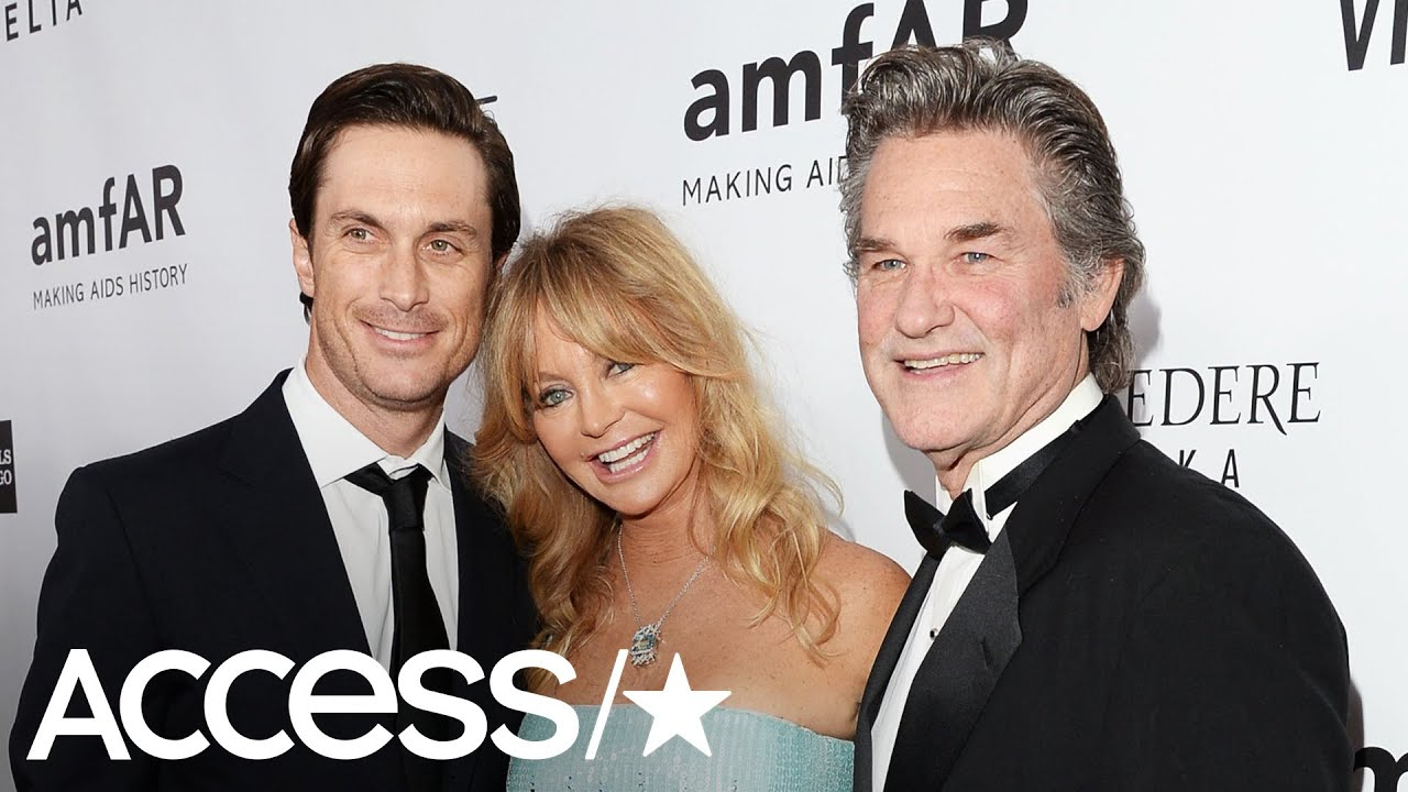 Oliver Hudson Reveals Goldie Hawn Kurt Russells Code Word For