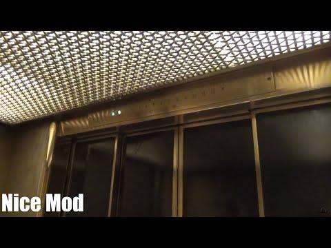 Awesome Modernized Westinghouse Low Rise Elevators @ 320 S Boston Bld - Tulsa, OK